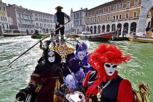 El Carnaval de Venecia y su Gastronomía