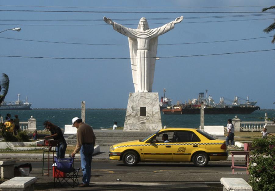 Disfruta de Colón Panamá uno de los hermosos recorrido que hace el crucero Pullmantur Monarch