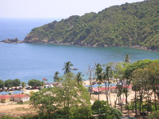 La guaira uno de los hermosos lugares que nos ofrece Venezuela, podrás visitarlo en el crucero Pullmantur Monarch