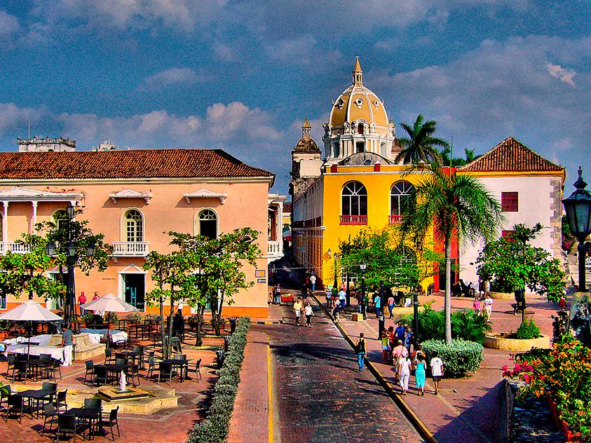 Cartagena un lugar maravilloso que no puedes perderte, De aquí parte el Crucero Pullmantur Monarch