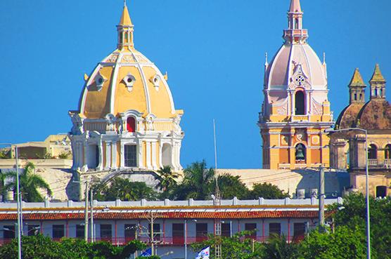 Cartagena es la ciudad donde embarca el crucero Pullmantur y donde tambien finaliza la hermosa experiencia del crucero