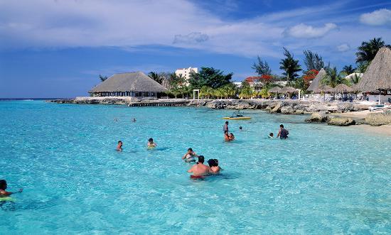 Cozumel, una de las islas que visita el crucero pullmantur.