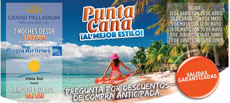 Viajes planes tours a punta cana desde colombia - Viaje a zanzibar todo incluido ...