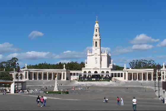 Basílica de Fatima en Europa