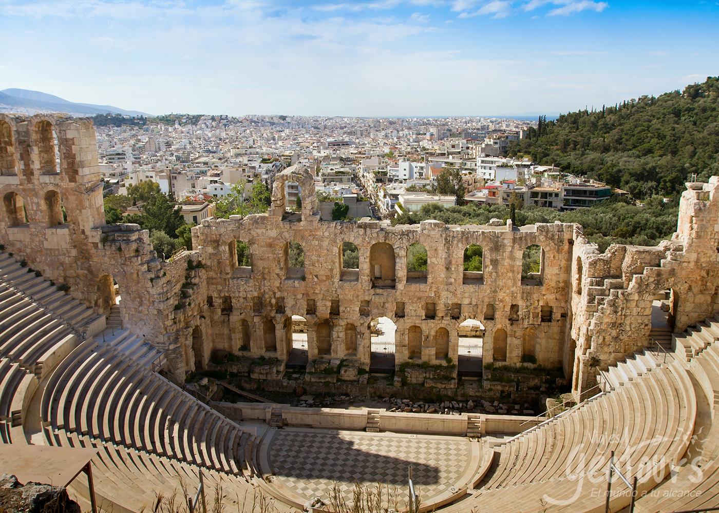 Grecia y Mediterráneo