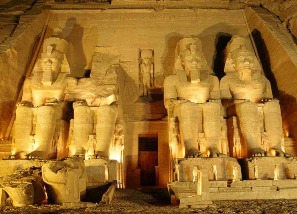 Egipto y Tierra Santa