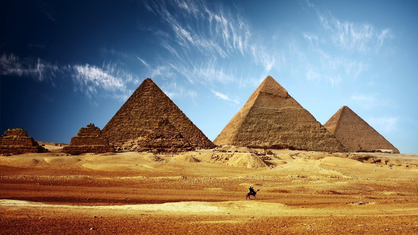 Egipto y Dubái (15 días)