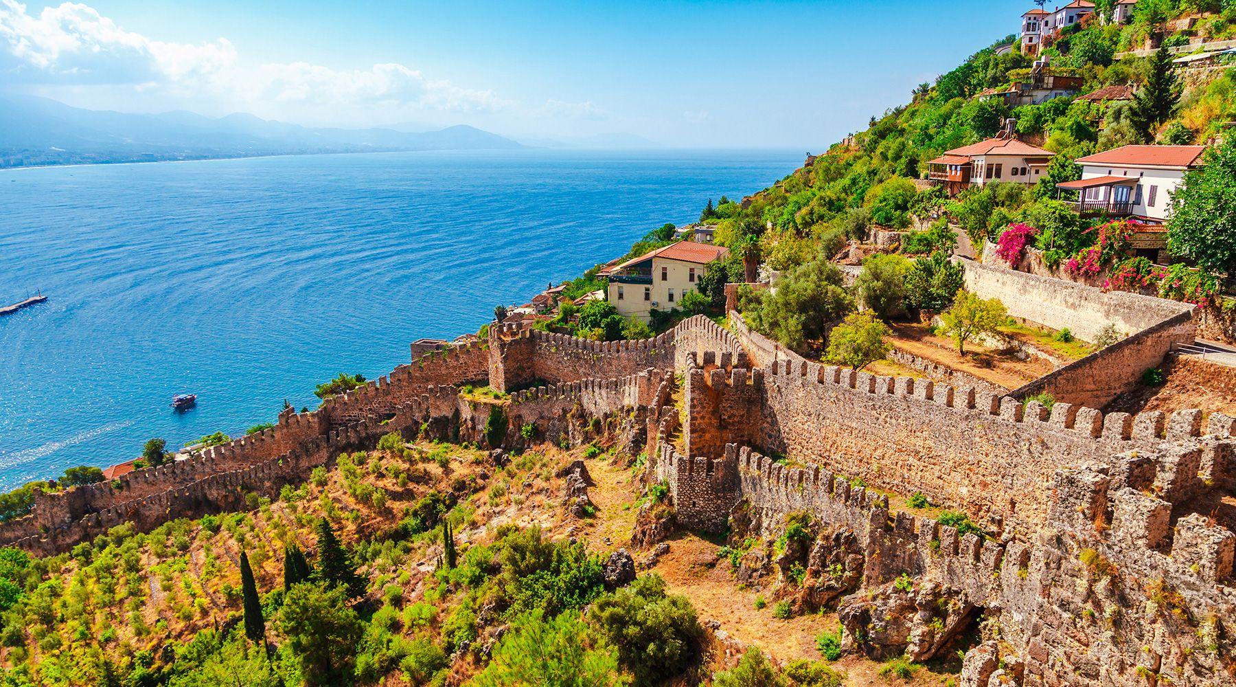 Turquía Costa Azul con Troya (15 días)