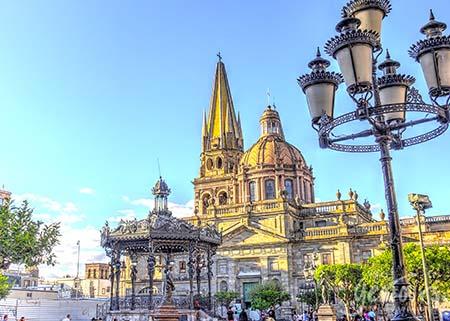 México (10 días) con Guanajuato - Plan colonial
