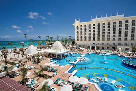 Aruba (4 días) Riu Palace