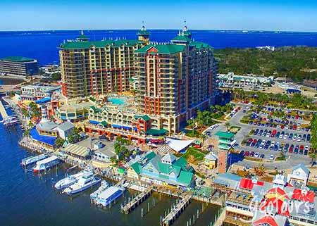 Magia de la Florida (8 Días) con 4 parques