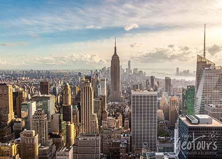Triangulo del Este (7 Días) Inicio/Fin NYC