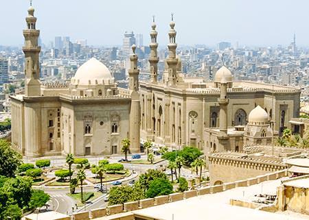 Medio Oriente (15 días) Egipto con Turquía