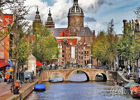 Europa (12 días y 6 países) Inicio Ámsterdam - Fin Viena