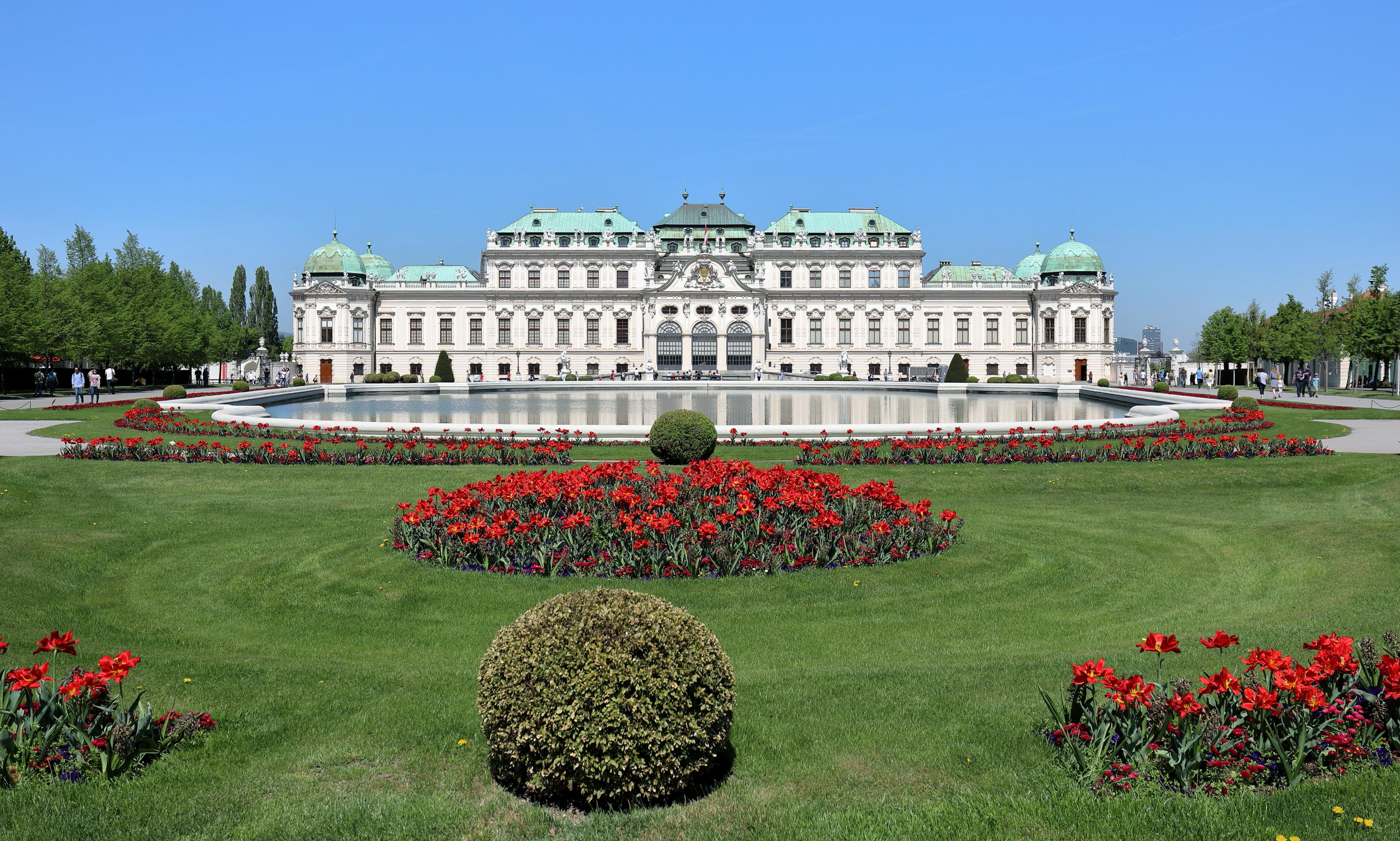 Europa Preciosa (17 días y 11 países) Inicio Londres - Fin Viena