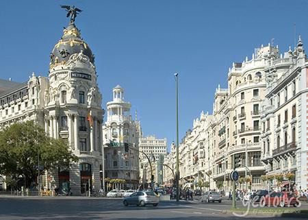 Europa (15 días y 6 países) inicio Madrid - fin Roma
