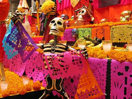 México (4 días) Celebración del día de los muertos
