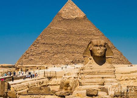 Medio Oriente (13 días) Los Oasis de Egipto con Safari