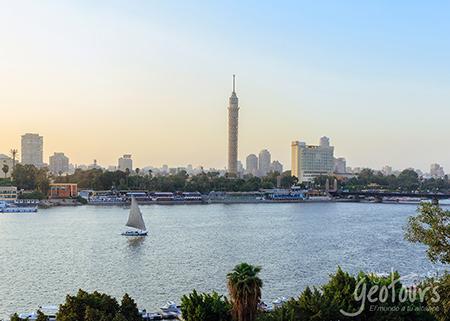 Medio Oriente (11 días) Egipto con Río Nilo y Lago Nasser