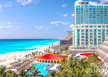 Cancún  (8 días) Salida octubre