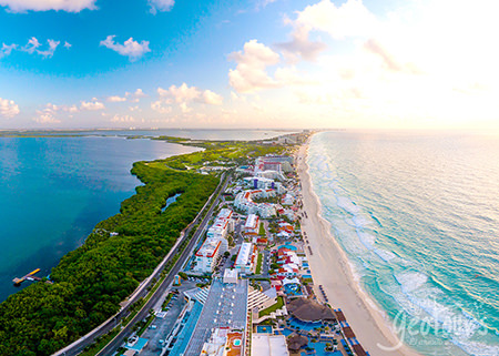 Cancún (8 días) Salida mitad de año