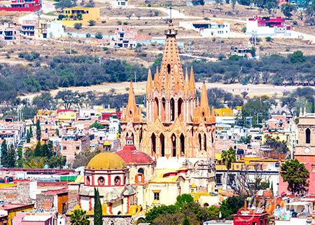 México (7 días) Colonial Express