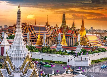 Asia (13 días) Tailandia y Birmania