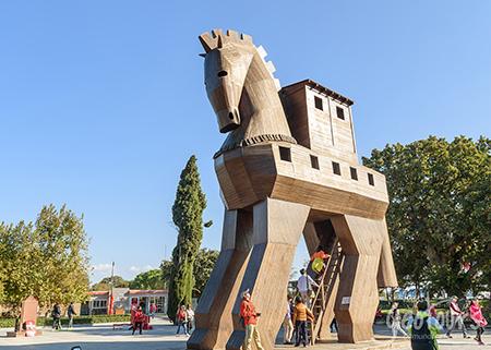 Turquía con Troya (15 días)