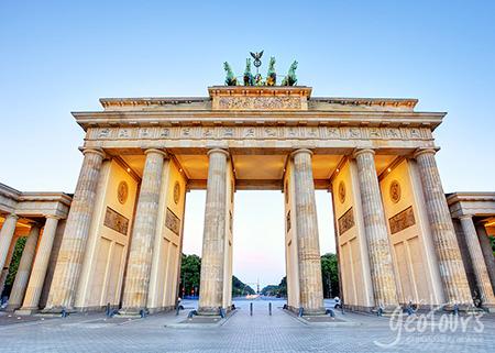 Europa (16 días y 6 países) inicio Berlín - fin Madrid