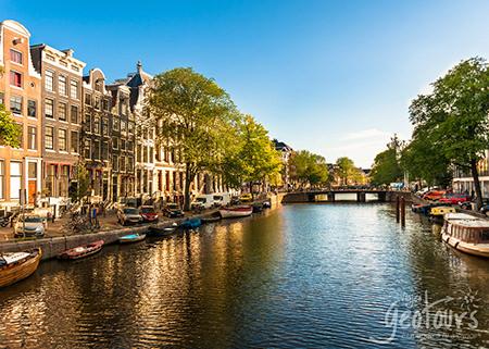 Europa (19 días y 9 países) Inicio Ámsterdam - Fin Madrid