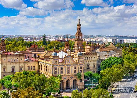 Madrid y Andalucía (7 días) Inicio/Fin Madrid