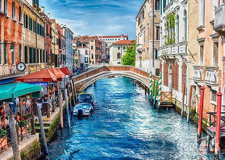 EcoItalia (6 Días) inicio Venecia - fin Roma