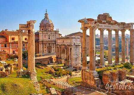 Casanova (7 Días) inicio/ fin Roma