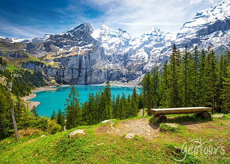 Paisajes de Suiza (8 Días) inicio/ fin Ginebra
