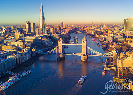 Inglaterra y Escocia (9 Días) inicio/ fin Londres
