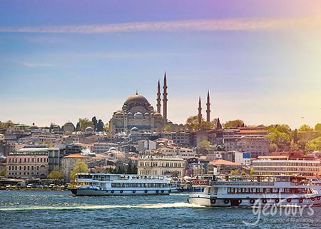 Estambul y Capadocia (6 días) Inicio/Fin Estambul