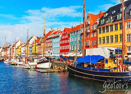 Escandinavia a su alcance (10 Días) inicio Copenhague - fin Estocolmo