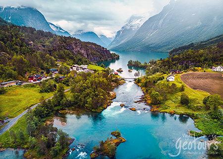 Lo mejor de Fiordos (8 Días) inicio/ fin Oslo