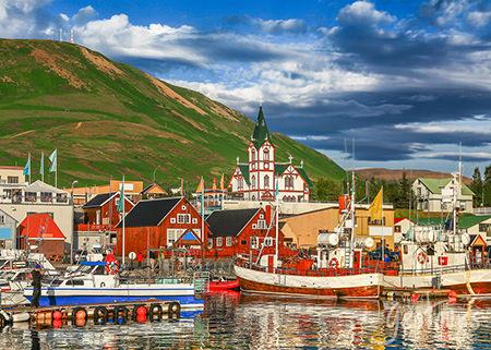 Lo mejor de Islandia (8 Días)  inicio/ fin Reykjavik