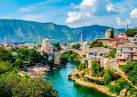 Maravillosos Balcanes (8 Días) inicio/ fin zagreb