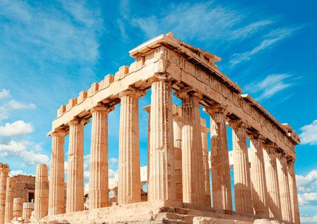Grecia Mística (6 Días) inicio/fin Atenas
