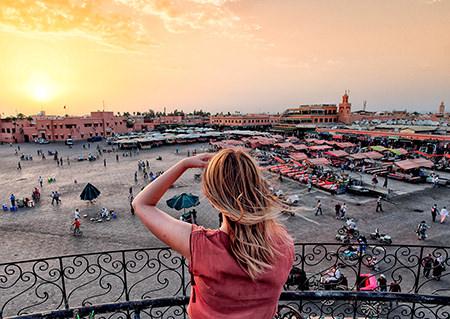 Marruecos (7 Días) inicio / fin Marrakech