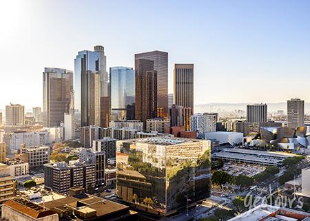 Triángulo del Oeste (9 Días) inicio Los Ángeles - fin San Francisco