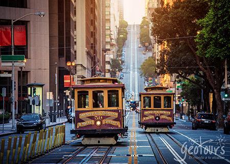 Maravillas del Oeste (11 Días) inicio Los Ángeles - fin San Francisco