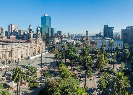 Suramérica (11 días) inicia Santiago - fin Buenos Aires