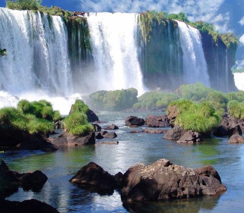 Excursiones a Buenos Aires e Iguazu Octubre