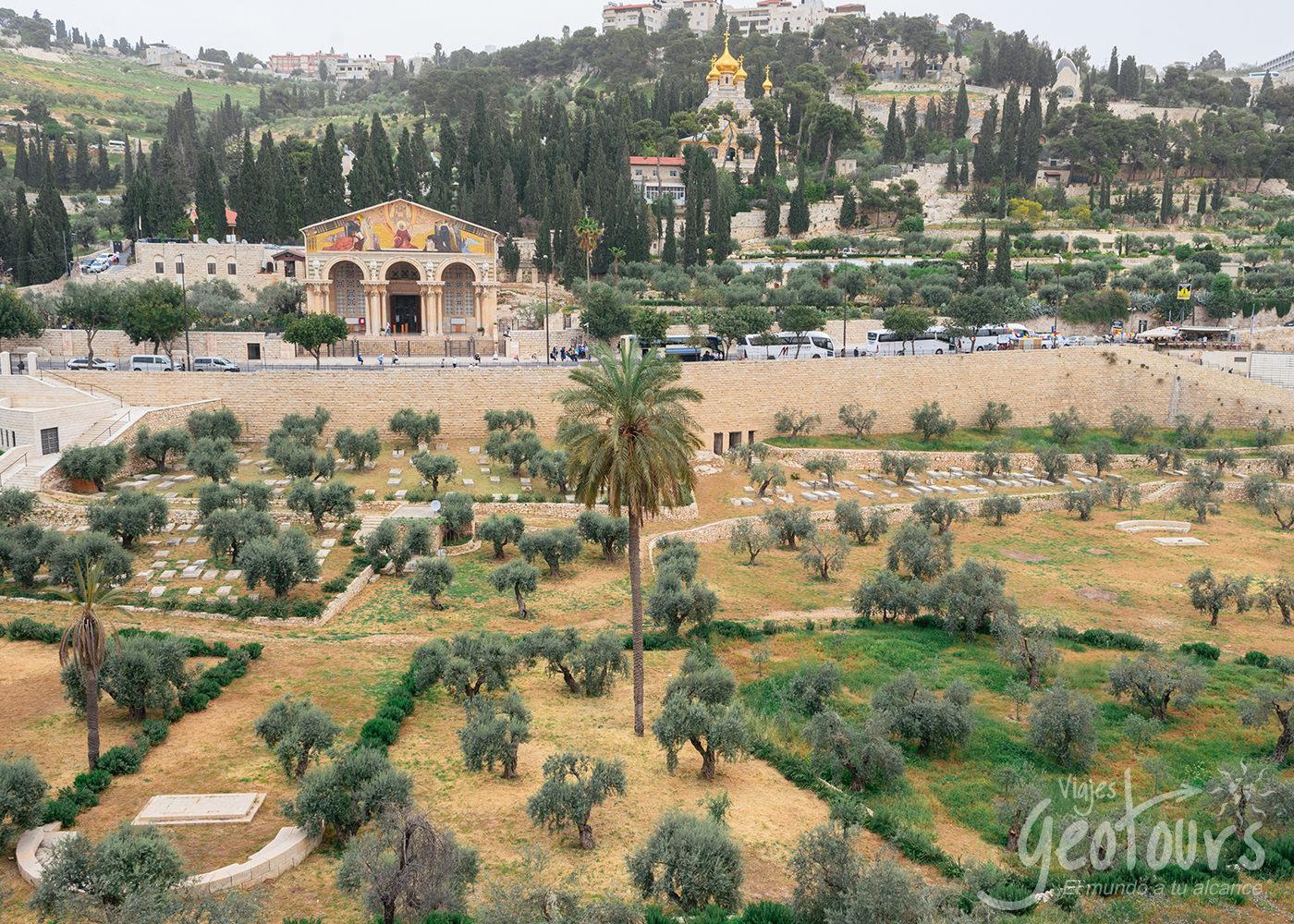 Viajes a Jerusalén, Nazaret y Cesaría 8 días