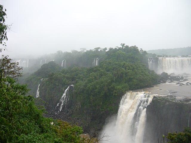 Viajes a suramerica con iguazu diciembre 7 desde bogot - Vuelos puerto asis bogota ...