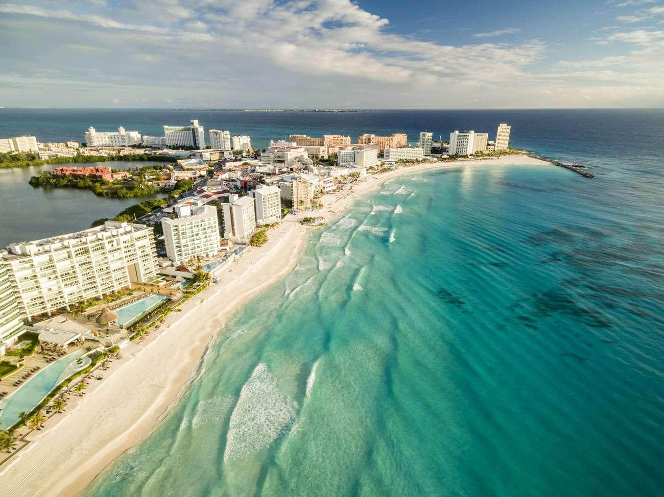 Viajes a México y Cancún desde Colombia 7 días