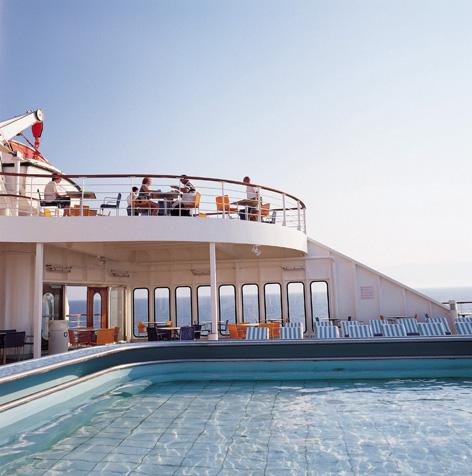 Crucero desde Cartagena Pullmantur 2013